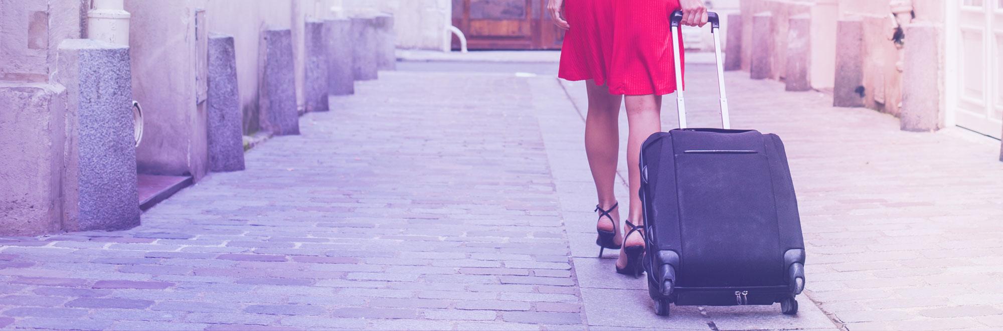 Ein Koffer voller Wollen