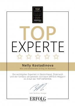 Top-Experte ERFOLG Magazin
