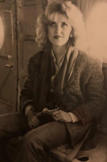 1990: Nelly Kostadinova – Preisgekrönte Journalistin