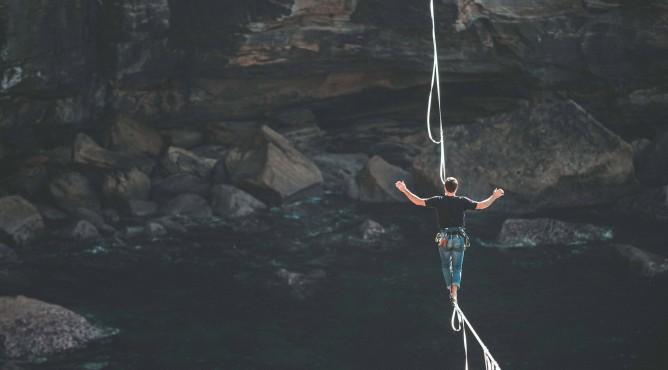 Titelbild zu »Was hat mich zum Erfolg gebracht? – Teil 3: Die Risikobereitschaft«