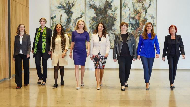 Teilnehmerinnen Frauen Business Tag der IHK Köln
