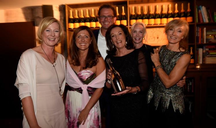 Die Nominierten für den Veuve Clicquot Award