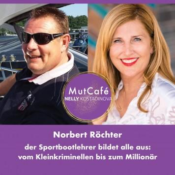 Norbert Röchter zu Gast bei Nelly Kostadinova
