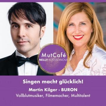 Mut-Rezepte in der Krise: Martin Kilger – Singen macht glücklich