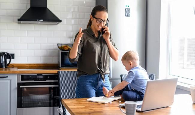 Als Unternehmer trägst du dein Unternehmen und deine Familie! Und beide tragen dich!