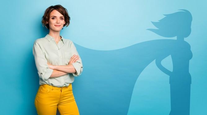 Titelbild zu »Meine 52 besten Tipps für dein starkes Unternehmen 2021 – Tipp 15: Frauen führen #einfachgenial!«