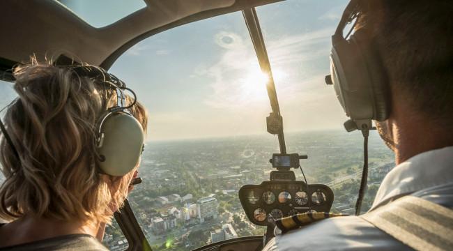 Als Führungskraft, die adaptiv führt, brauchst du immer mal wieder den Helikopterblick, um von oben aufs Ganze zu schauen und zu erkennen.